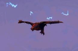 创造与魔法灰蝠龙吃什么饲料?