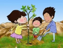 关于312植树节的心情说说大全