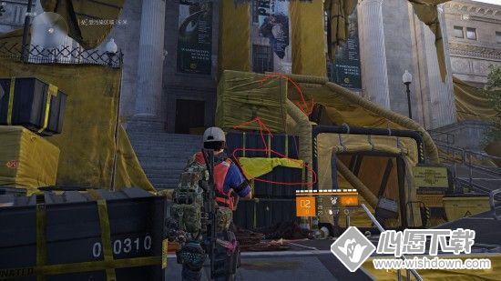 全境封锁2紫色武器喷漆获得方法