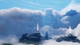 Sky光遇第二章云野怎么过?