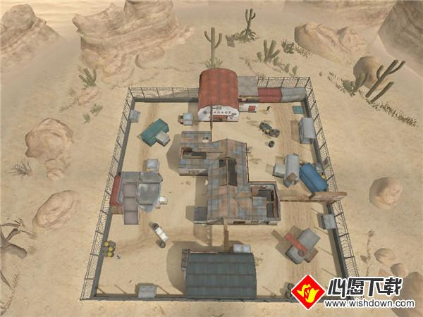 CF新地图废弃仓库玩法攻略