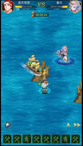 航海日�塞壬打法攻略
