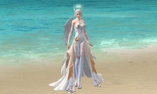 《完美世界》手游全新头饰圣之天使·头图文展示