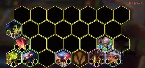 LOL云顶之弈9.22掠食者剧毒刺阵容玩法攻略