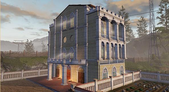 明日之后罗马风格建筑配方获取攻略