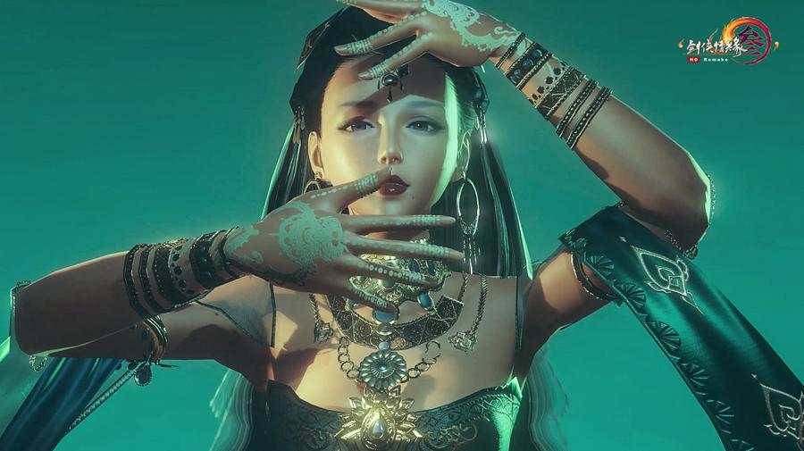 《剑网3》彩妆功能玩法攻略
