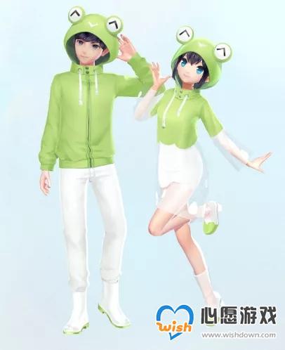 《QQ飞车》手游春雨蛙趣套装获取攻略