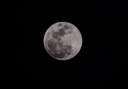 2020年4月8日超级月亮最佳观赏时间介绍