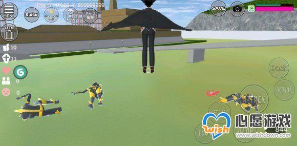 樱花校园模拟器外星人打法攻略一览_wishdown.com