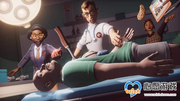 经营佳作《外科模拟2》更新预告 医生团队竞赛乐开怀