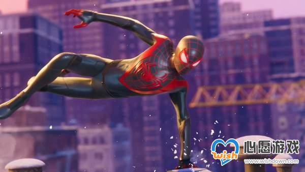 DF《蜘蛛侠:迈尔斯》技术分析 略有瑕疵,但表现稳定