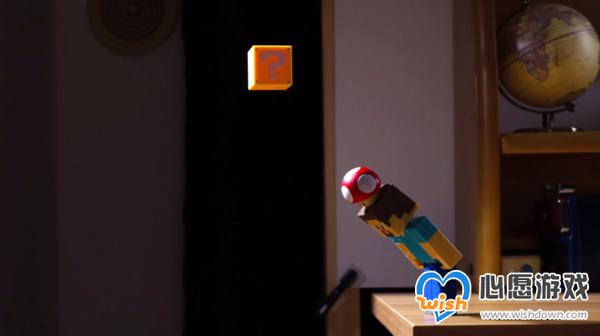 高玩自制《任天堂大乱斗》定格动画  史蒂夫镐子定天下