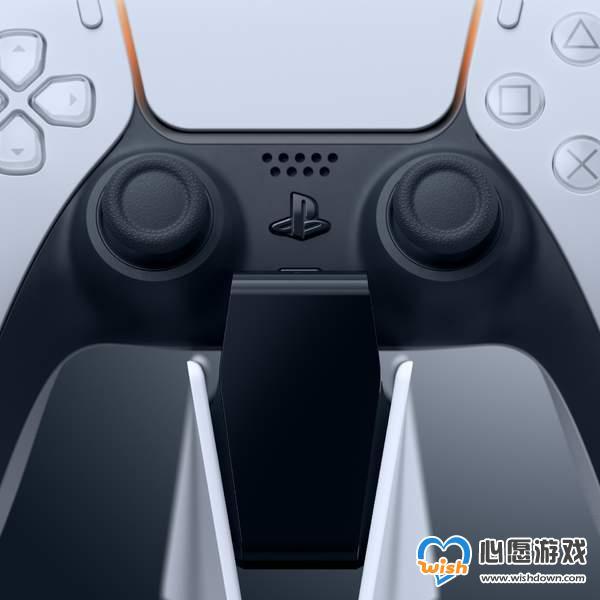 PS5官方放出高清图片 全面展示次世代主机及各种配件