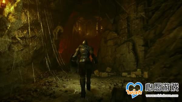 PS5《恶魔之魂:重制版》实机演示 荒芜之地石牙山展示