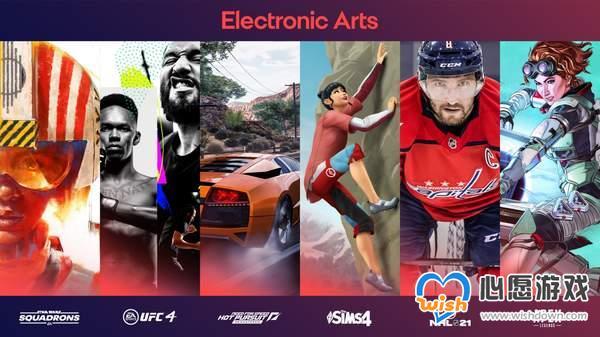EA旗下游戏次世代强化细节 《Apex英雄》还需等明年