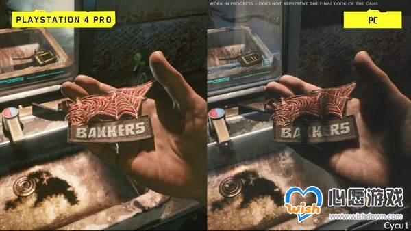 《赛博朋克2077》PC、PS4演示同屏对比 全方位碾压