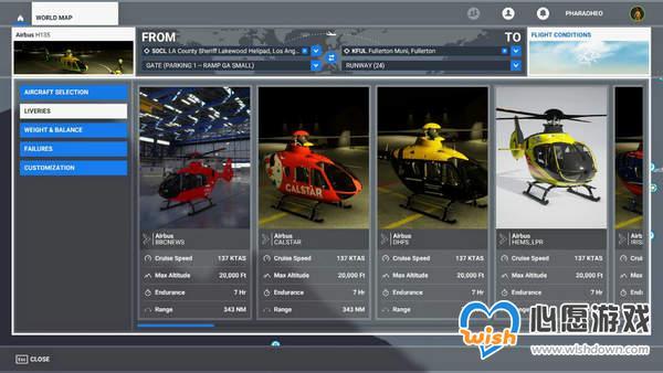 《微软飞行模拟》直升机MOD演示 极独特的飞行体验