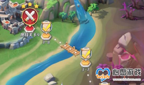 上古王冠神域远征挑战关卡9通关阵容攻略