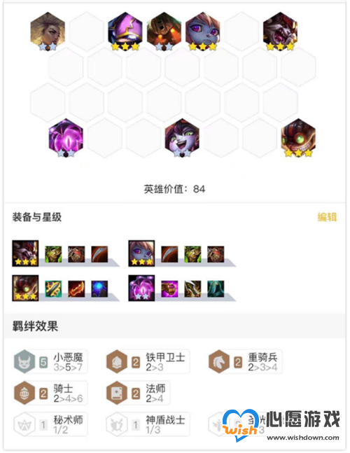 LOL云顶S5小恶魔阵容怎么玩_LOL综合经验_52PK英雄联盟专区_wishdown.com