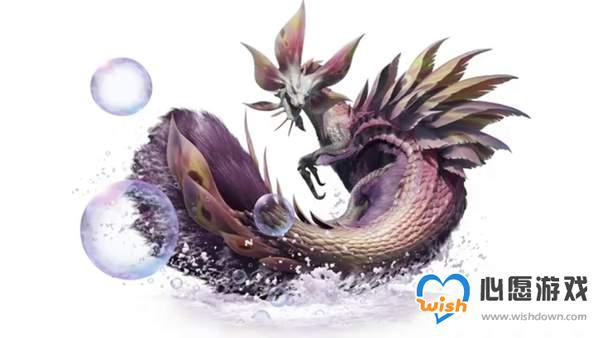 《怪物猎人》系列人气怪物排行榜 雷狼龙高票获得第一_wishdown.com