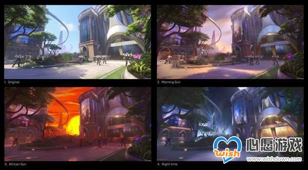 《守望先锋2》地图追加动态天气 营造氛围将实时变化