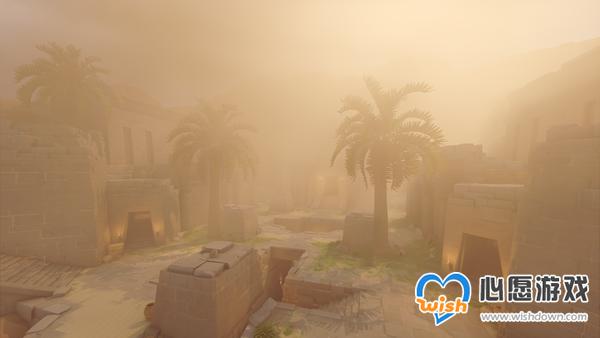 《守望先锋2》地图追加动态天气 营造氛围将实时变化_wishdown.com