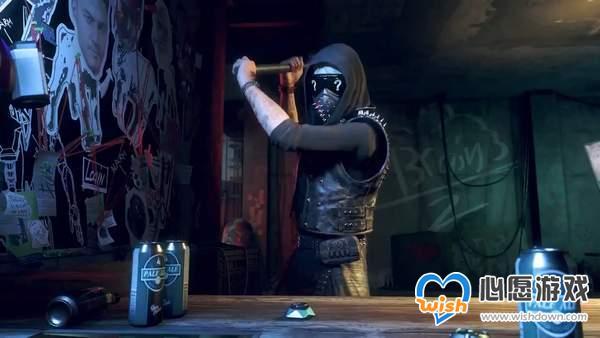 """《看门狗军团》""""血脉""""DLC先导预告 2代老朋友亮相_wishdown.com"""