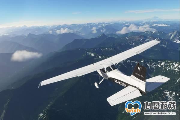 网曝XSX/S版《微软飞行模拟》6月15日发售 约544元_wishdown.com