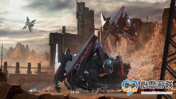 《星际公民》外星周今日开启 展示新外星种族、飞船等