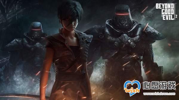 网传《超越善恶2》开发仍处于早期阶段 育碧三缄其口