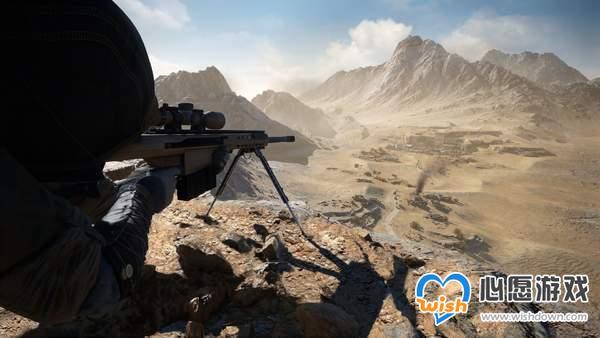 《狙击手:幽灵战士契约2》IGN 6分 合格的狙击模拟_wishdown.com