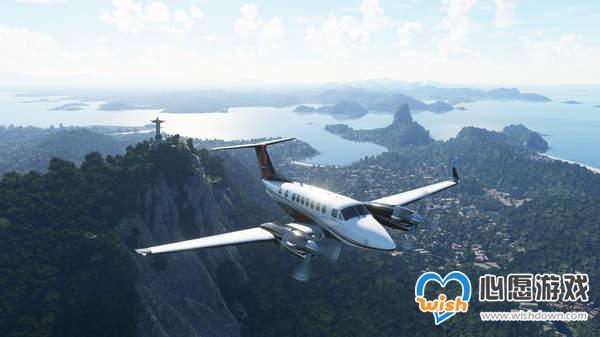 《微软飞行模拟》官方中文确定开发 将会在2022年上线