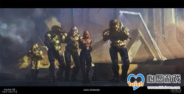 玩家质疑《光环无限》无战役展示 343回应闭关打磨中