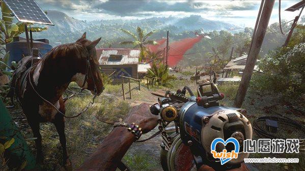 育碧《孤岛惊魂》桌游明年发售 或结合多个主题、角色_wishdown.com