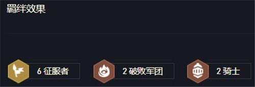 云顶之弈11.19版本6征服者德莱文阵容玩法推荐_LOL综合经验_52PK英雄联盟专区_wishdown.com