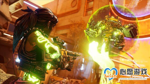 2K推出Steam/PS/Xbox版《无主之地3》周末免玩活动