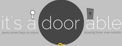 It's a door able游戏入口在哪里 c菌表白游戏怎么玩_wishdown.com
