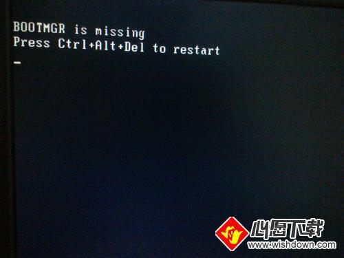 电脑启动失败提示是什么意思_wishdown.com