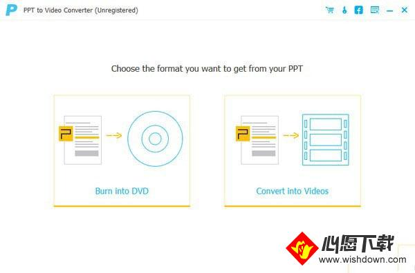 PPT to Video Converter(PPT转视频软件)V1.0.8 电脑版_wishdown.com