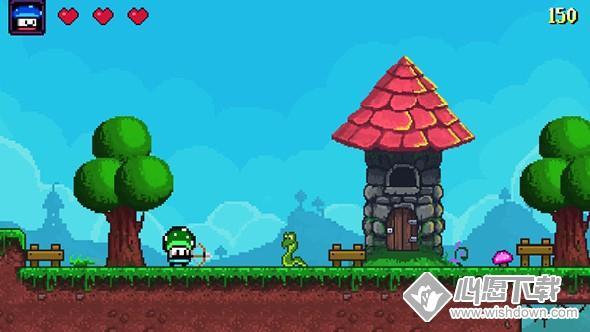 蘑菇英雄V1.02 苹果版_wishdown.com