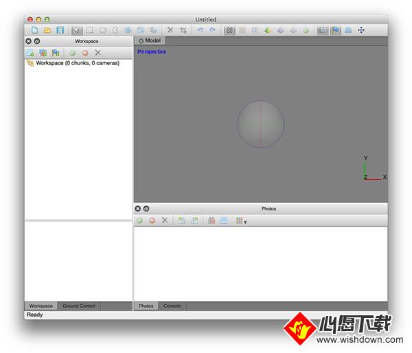 PhotoScan ProV1.4.5 电脑破解版_wishdown.com