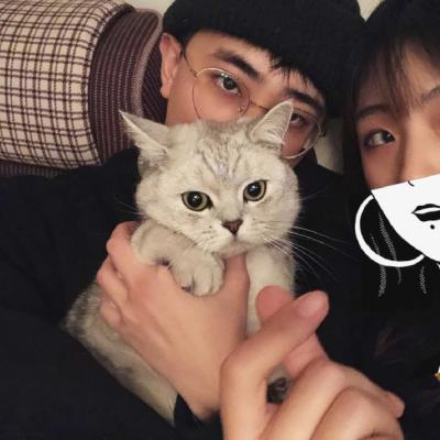 2019最新微信、QQ个性情侣头像大全_wishdown.com