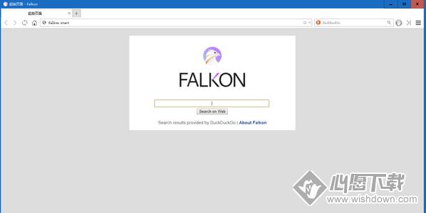 Falkon浏览器V3.0.1 电脑版_wishdown.com
