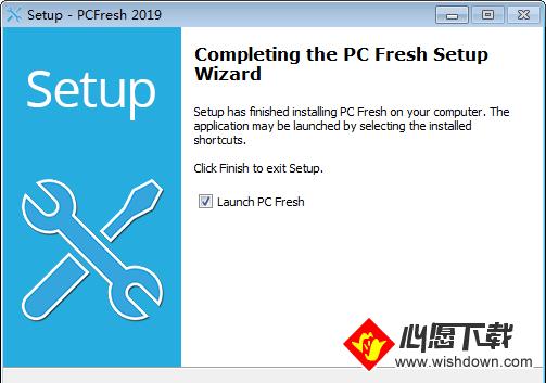 Abelssoft PC Fresh2019V5.0 电脑破解版_wishdown.com