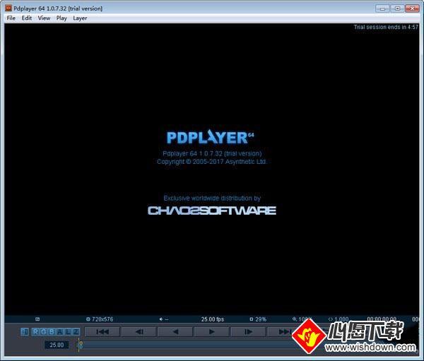 PdplayerV1.0.7.32 电脑版_wishdown.com