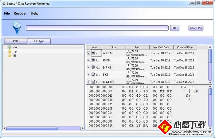 Lazesoft Data Recovery(数据恢复软件)_wishdown.com