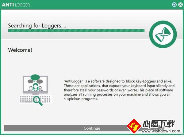 Abelssoft AntiLogger(反�g��件)_www.xfawco.com.cn