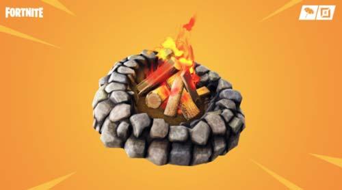堡垒之夜互动篝火如何使用?_wishdown.com