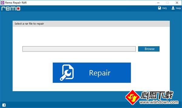 Remo Repair RAR(RAR文件修复工具)_wishdown.com