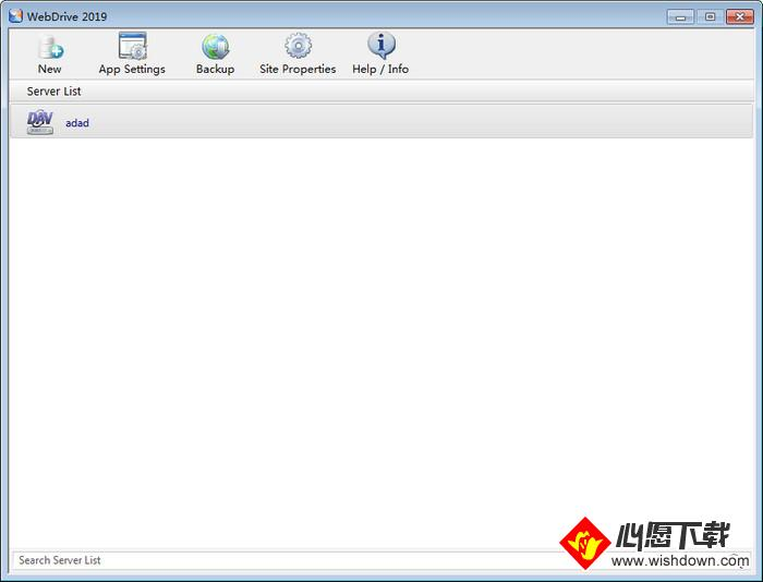 WebDrive Enterprise(FTP文件传输工具)_wishdown.com